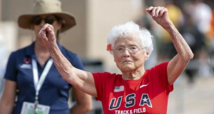 Amerikanka trči u 103. godini (VIDEO)