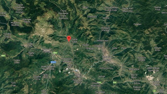 Zemljotres potresao centralnu Bosnu, epicentar kod Zenice