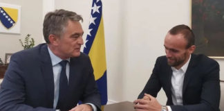 Željko Komšić I Amel Tuka