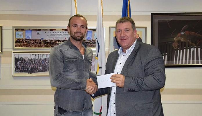 Amel Tuka Olimpijski Komitet BiH
