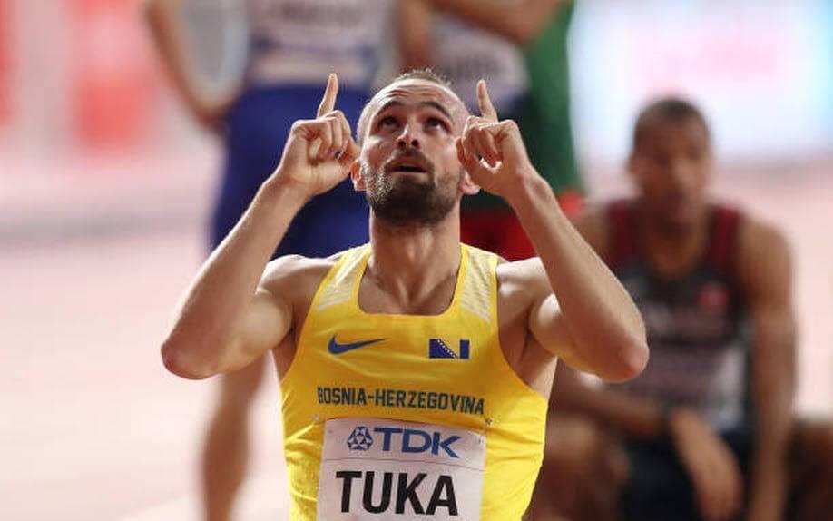Amel Tuka osvojio srebrenu medalju na Svjetskom prvenstvu u Dohi (VIDEO)