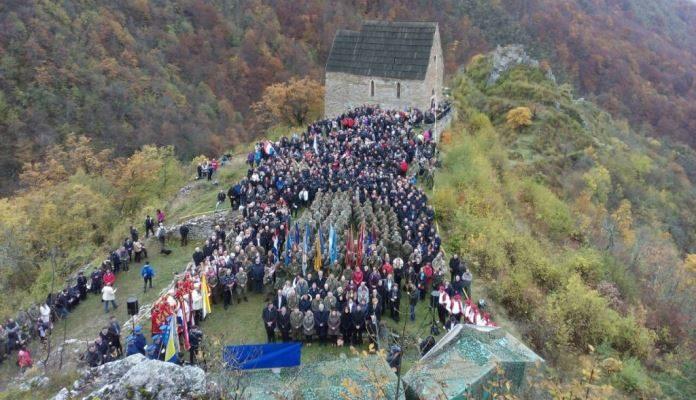 """Hodočašće na Bobovac """"Molitva za domovinu"""""""