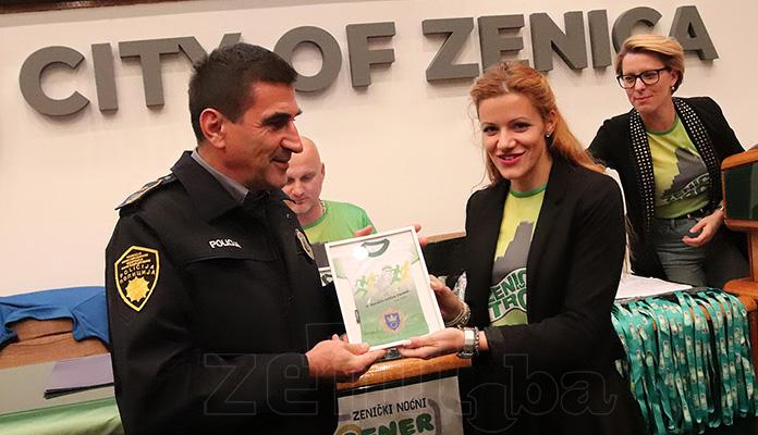 Dodjela Zahvalnica Zenica Trči