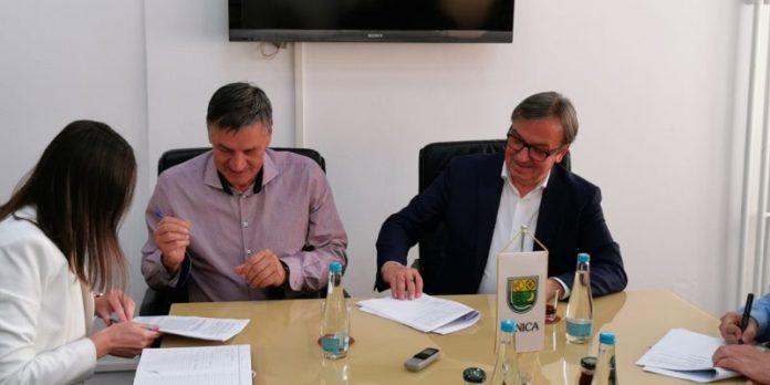 JP Autoceste FBiH potpisale Sporazum sa Gradom Zenica i izvođačem radova na dionici Donja Gračanica – tunel Zenica