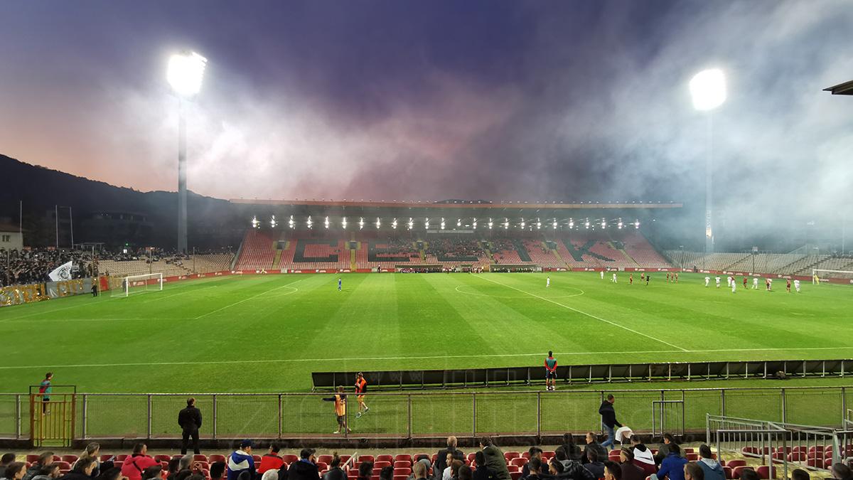 NK Čelik FK Velež