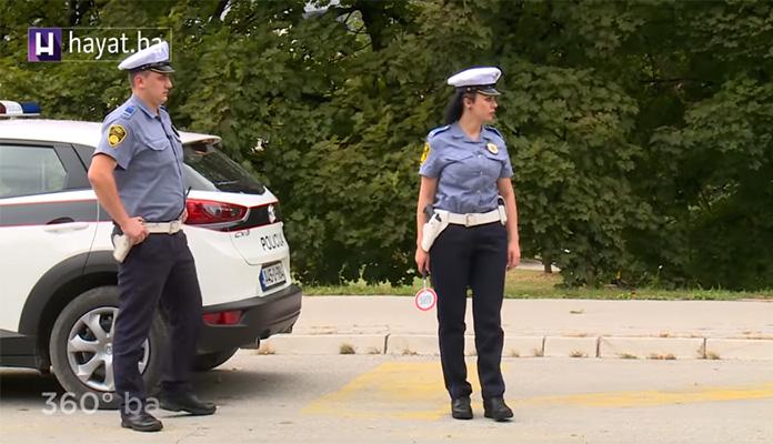 Policijski Službenici