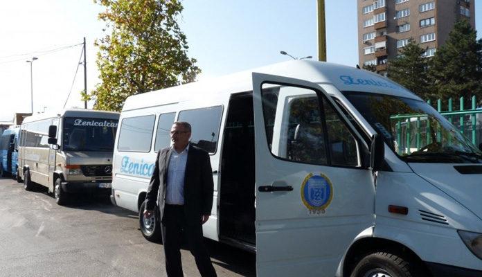 Zenicatrans Minibus