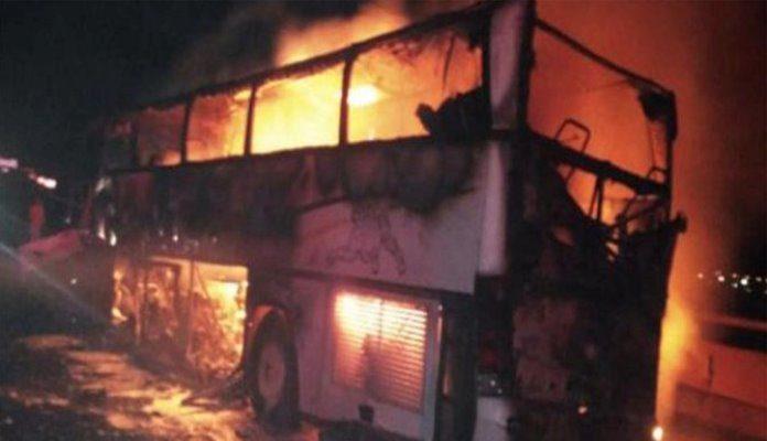 U stravičnoj saobraćajnoj nesreći u Medini poginulo 35 osoba