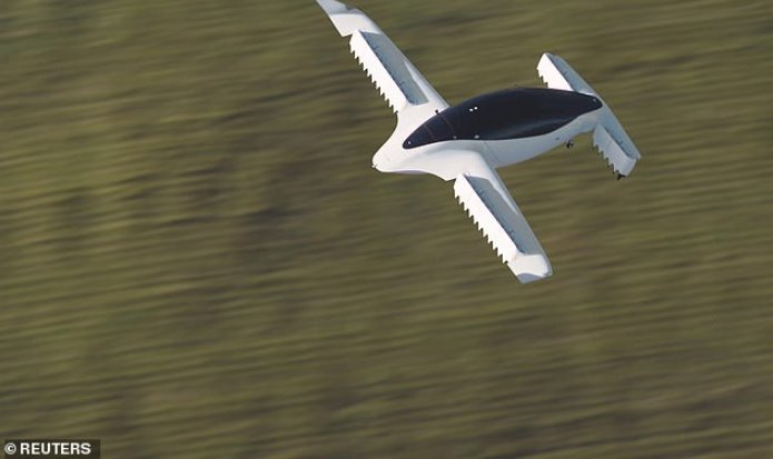 Njemačka kompanija Lilium uspješno testirala leteći taxi (VIDEO)
