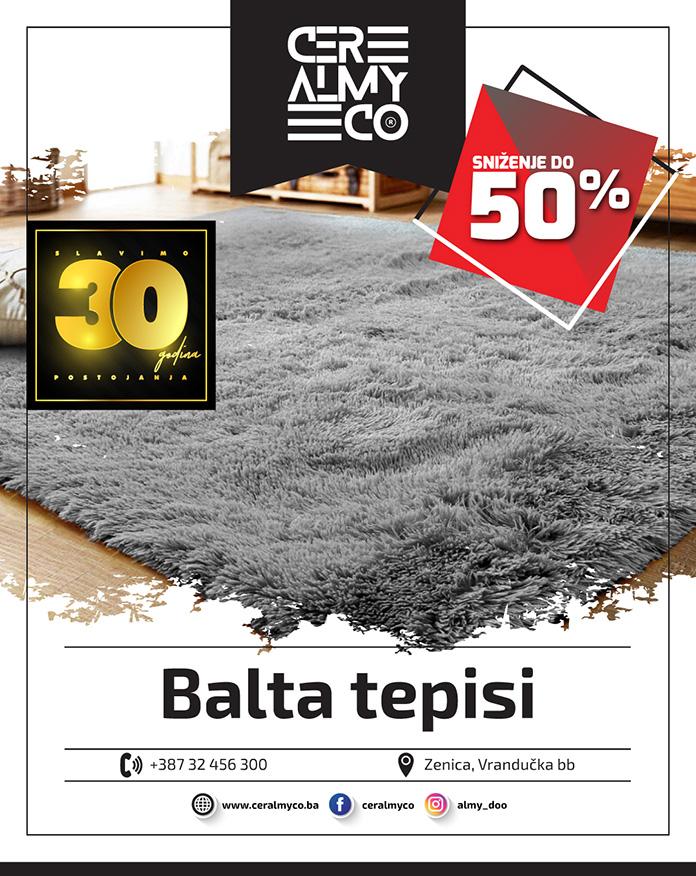 Balta Tepisi