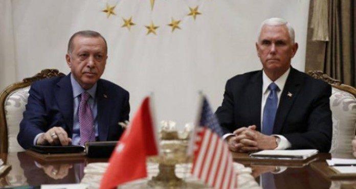 Turska i SAD postigli dogovor o prekidu vatre u Siriji