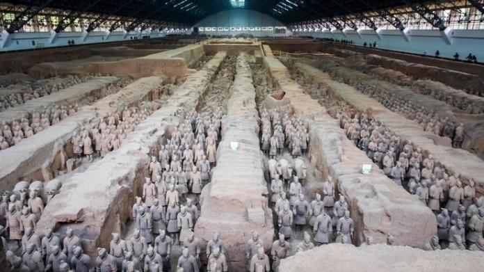 Nepoznata priča: Osmo svjetsko čudo od 8.000 figura u prirodnoj veličini