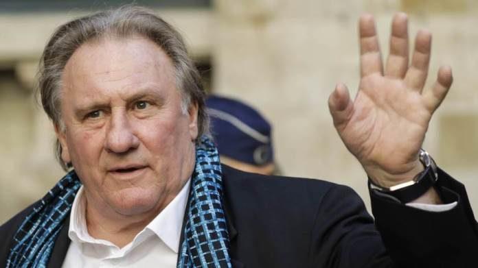 """Kurti, Rama i Gerard Depardieu u pauzi snimanja filma """"Milošević i ja"""""""