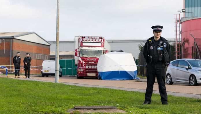 """London: Vozač """"kamiona smrti"""" optužen za ubistvo 39 osoba"""