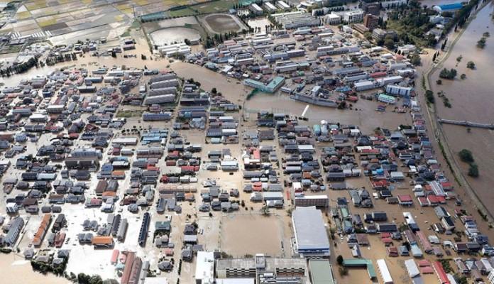 Tajfun odnio najmanje 36 života u Japanu (VIDEO)