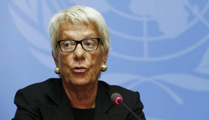 Karla Del Ponte: Optužiti Erdoana za ratne zločine