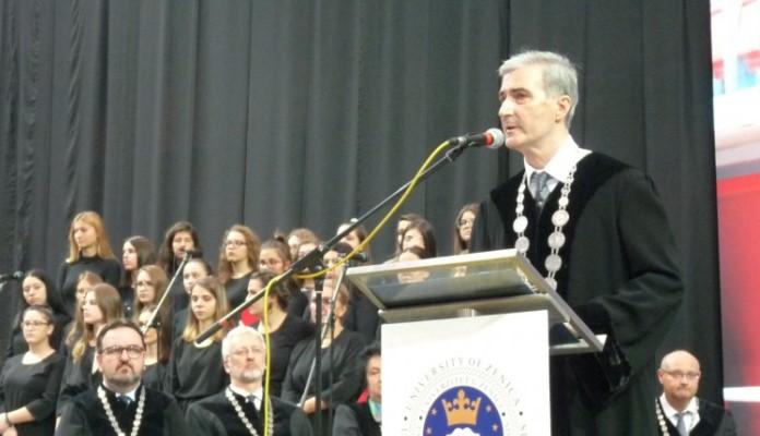 UNZE promovirao 514 završenika I i II ciklusa studija sa osam fakulteta
