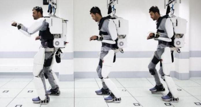Paralizovani čovjek prohodao uz pomoć egzoskeleta (VIDEO)