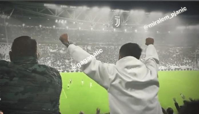 Pogledajte kako je Pjanić proslavio pogodak Ronalda za pobjedu (VIDEO)