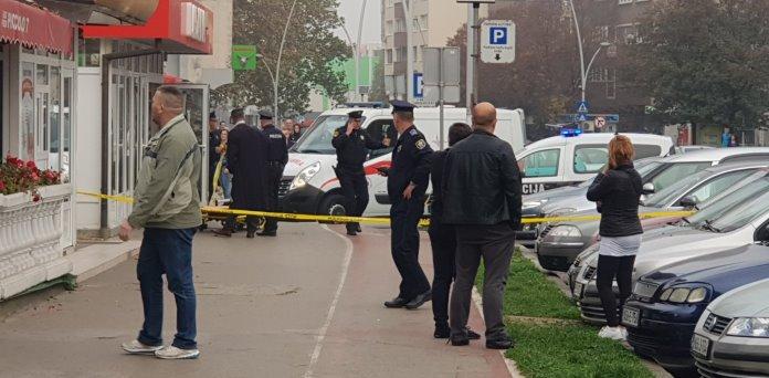 Pucnjava u centru Zenice, policija traga za počiniocem