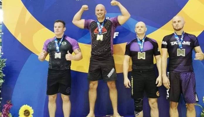 Alen Ramić osvojio zlato na Evropskom 'no gi' prvenstvu u jiu jitsi