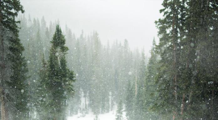 Danas oblačno sa slabim snijegom