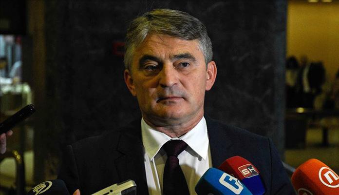 Komšić čestitao Sarajlijama na dostojanstvenom iskazivanju nezadovoljstva