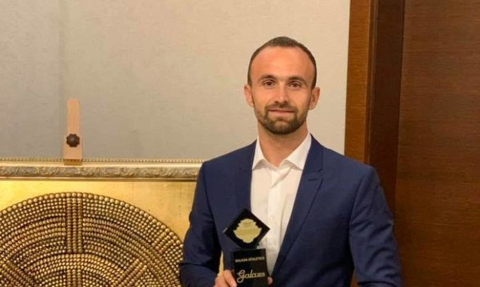 Amel Tuka ponovno najbolji atletičar Balkana!
