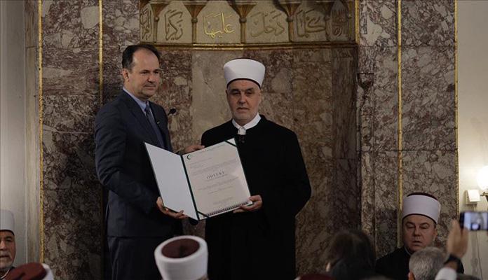 Reisu-l-ulema Husein ef. Kavazović zvanično preuzeo drugi mandat