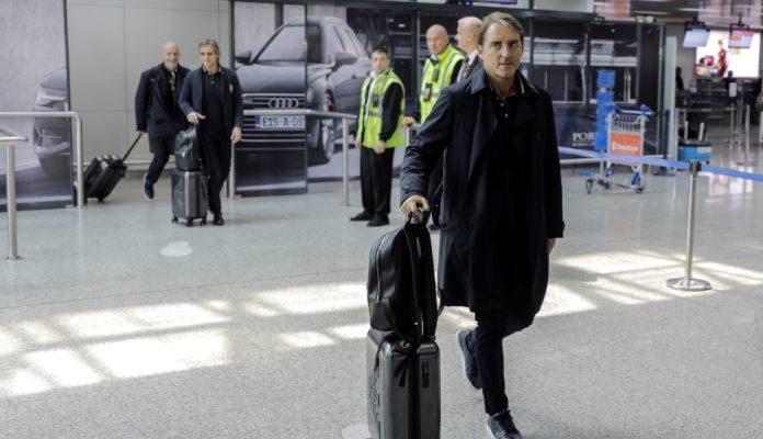 Reprezentacija Italije stigla u Sarajevo i nastavila put za Zenicu