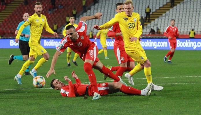 Srbija remizirala s Ukrajinom, Portugalci u gostima pobijedili Luksemburg