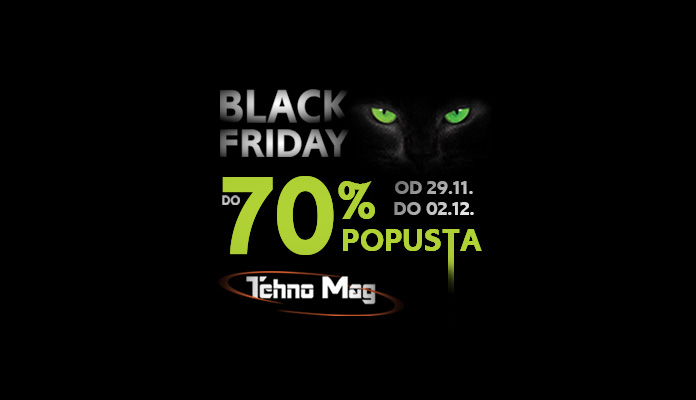 TehnoMag Black Friday