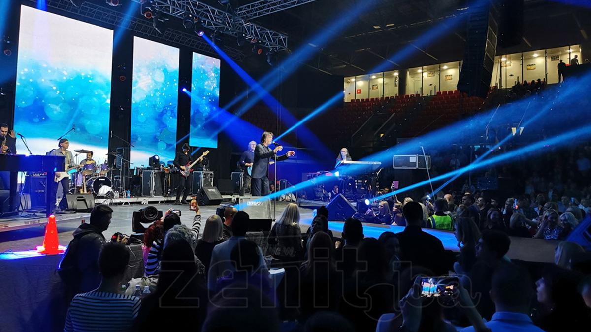 Zdravko Čolić održao veliki solistički koncert u Zenici (VIDEO+FOTO)