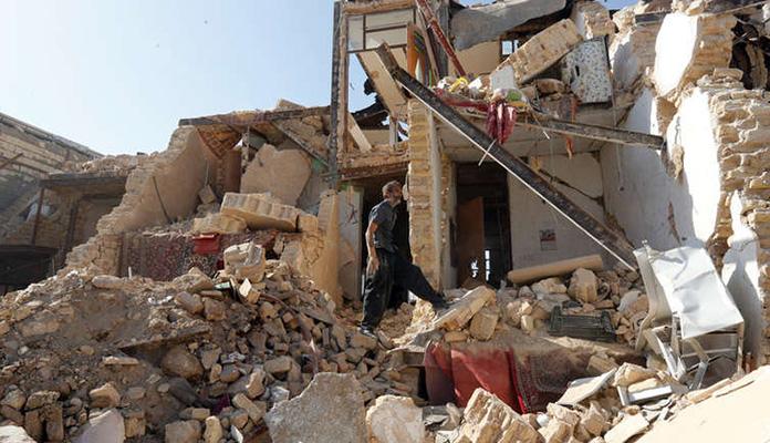 Smrtonosni zemljotres jačine 5.9 stepeni pogodio Iran