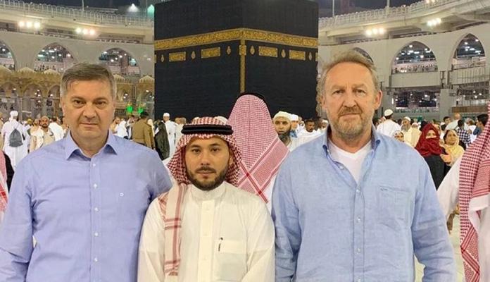 Izetbegović i Zvizdić u Saudijskoj Arabiji obišli sveta mjesta u Meki i Medini