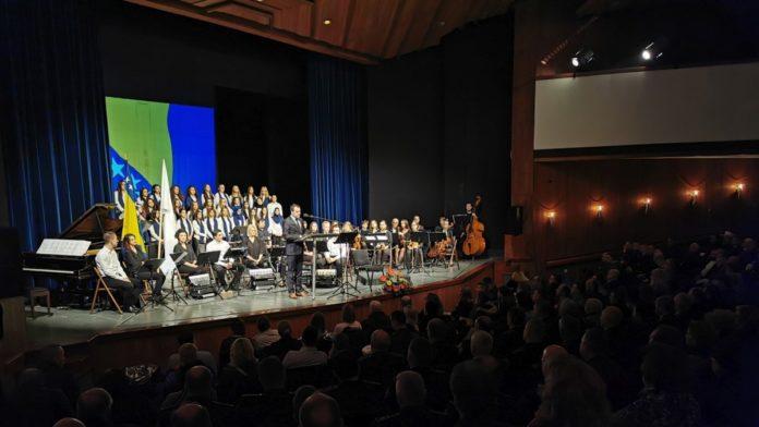 U Zenici održana svečana akademija povodom Dana državnosti
