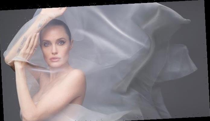 Angelina Jolie u 45. godini pozirala gola i pokazala savršeno tijelo