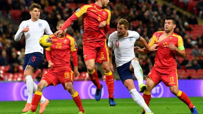 EURO 2020: Težak poraz Crne Gore na Wembleyu (VIDEO)