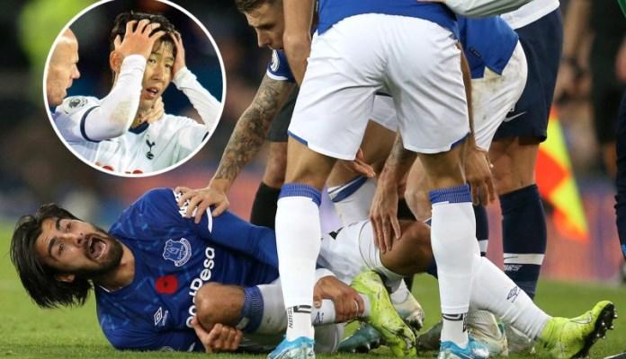 Stravično: Gomes slomio nogu, svi se hvatali za glavu (VIDEO)