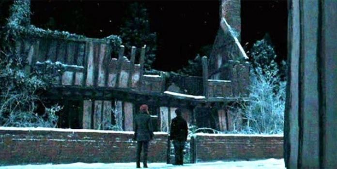 Od sada možete odsjesti u kući u kojoj je rođen Harry Potter