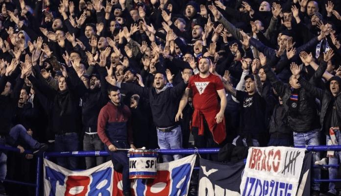 Policija u Zagrebu spriječila napad molotovljevim koktelima na kolonu navijača