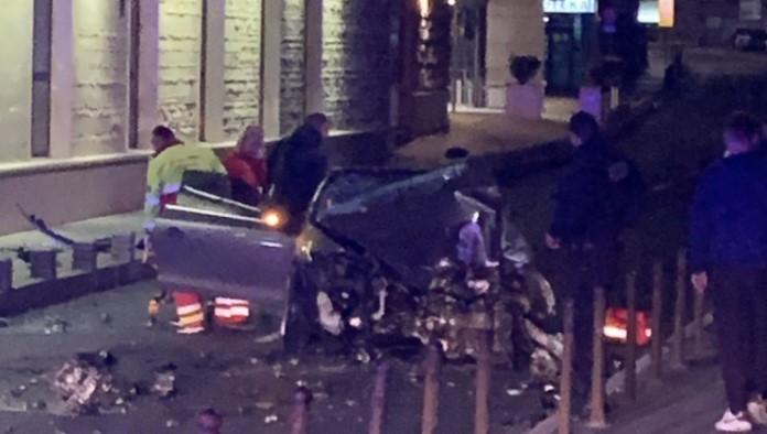 Brzina i bahatost: Snimljena opasna vožnja koja je dovela do sinoćnje nesreće u Sarajevu (VIDEO)