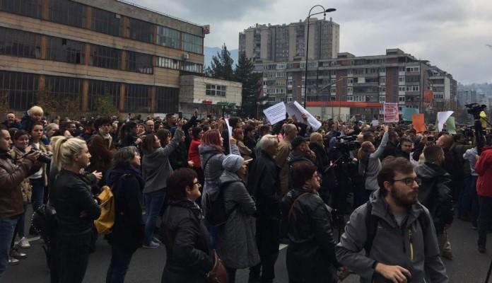 Zbog Zavoda Pazarić građani najavili proteste i za danas