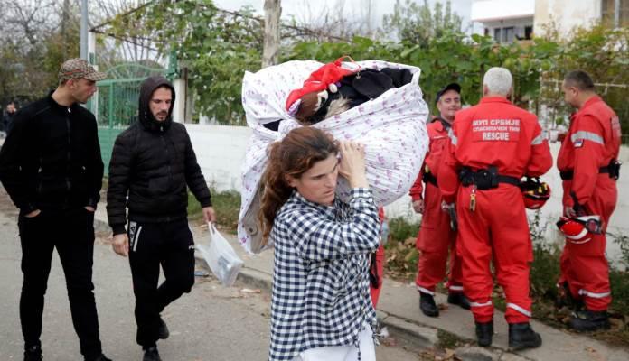 U Albaniji proglašen dan žalosti, broj poginulih porastao na 25