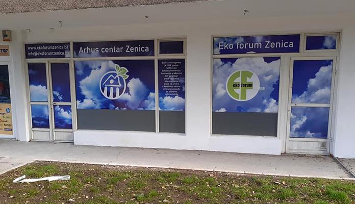 Arhus Centar Eko Forum Zenica