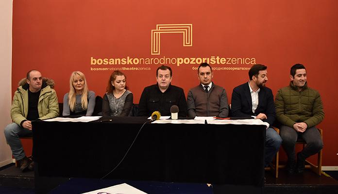 """U nedjelju festivalska premijera """"Ježeve kućice"""" u Zenici"""