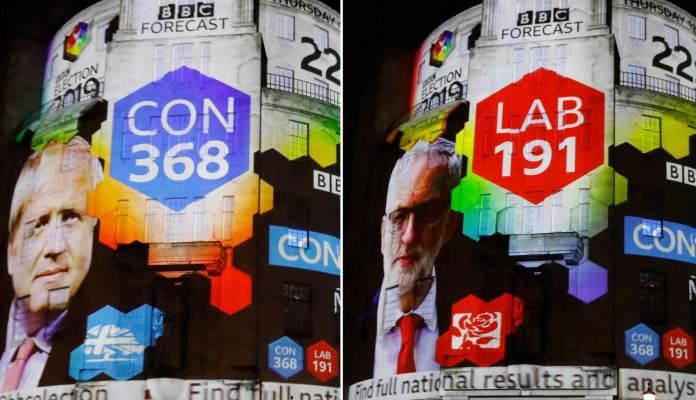 Konzervativci osigurali većinu, Corbyn se neće takmičiti  na sljedećim izborima