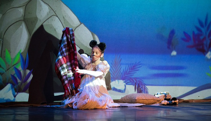 Balet U BNP U
