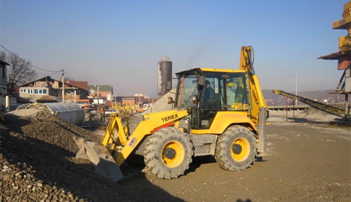 Građevinska Mašina