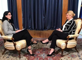 Kolinda Intervju